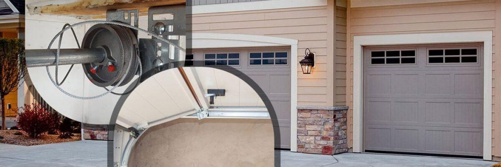 Garage Door Tracks Repair Reading